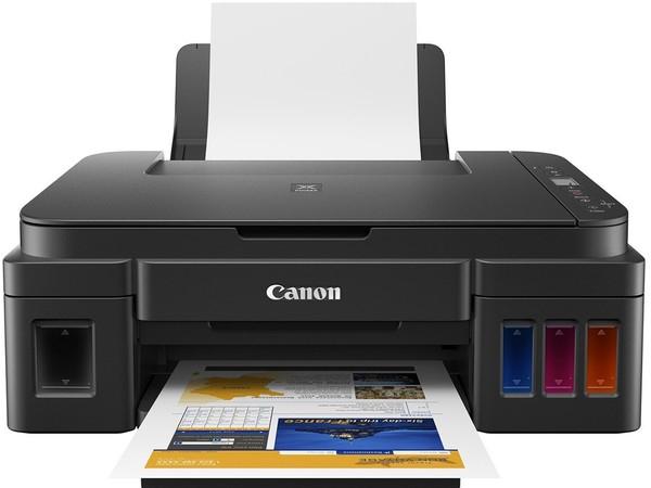 Máy in phun màu Canon Pixma G2010 (in, scan, copy)