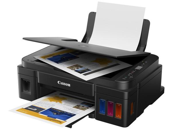 Máy in phun màu Canon G3010 In màu,Scan,Photocopy,Wifi