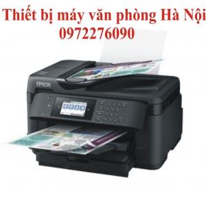 Máy in Epson WorkForce WF-7710  Print/Scan/Copy/Fax / khổ A3 / Wi-Fi Printer