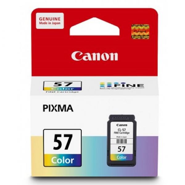 Hộp mực Canon CL57 sử dụng cho máy in Canon E400/E460/E480