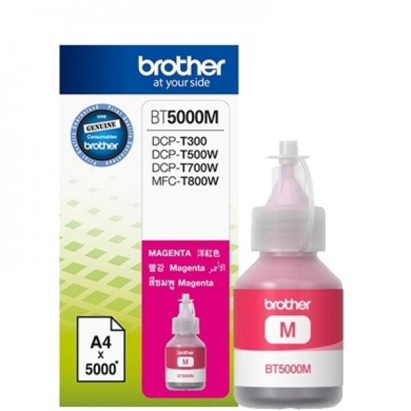 Hộp mực máy in Brother BT-5000M (màu đỏ)